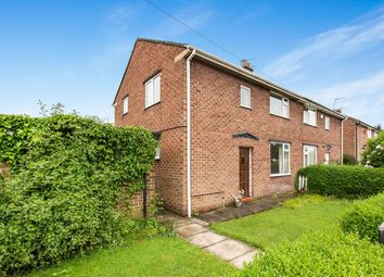Thumbnail 3 bed semi-detached house for sale in Grange Road, Cuddington, Northwich