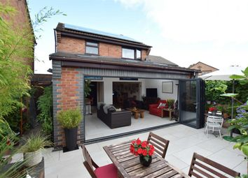 Thumbnail 3 bed detached house for sale in Horton Close, Swanwick, Alfreton, Derbyshire