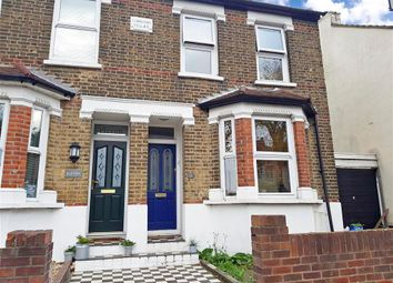 Thumbnail 3 bed semi-detached house for sale in Globe Road, Hornchurch, Essex