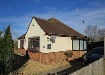 Thumbnail 2 bed detached bungalow for sale in Marshalls Road, Raunds, Wellingborough