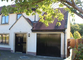 Thumbnail 3 bed detached house to rent in Torrence Medway, Milton Bridge, Penicuik