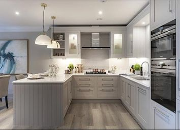 Thumbnail 2 bed flat for sale in Kings Ridge, Camberley, Surrey