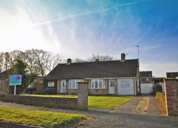 Thumbnail 2 bed semi-detached bungalow for sale in Caburn Way, Hailsham