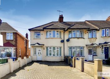 Thumbnail 3 bedroom end terrace house for sale in Southdown Crescent, Harrow, Middlesex