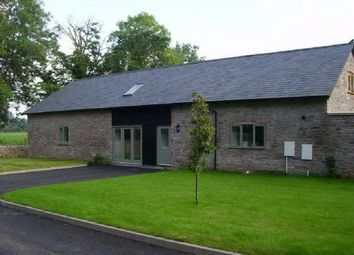 Thumbnail 4 bed detached house to rent in Birley Court Barns, Birley, Hereford