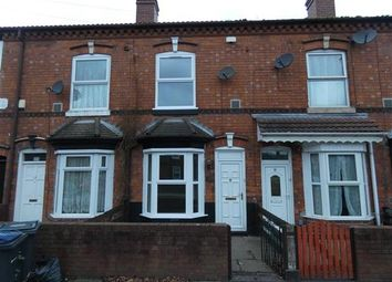 Thumbnail 2 bedroom terraced house for sale in George Road, Yardley, Birmingham