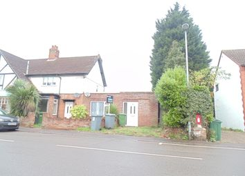 Thumbnail 1 bed semi-detached bungalow to rent in The Street, Norwich