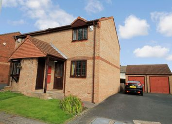 2 bed semi-detached house to rent in Paigton Court, Bramley, Leeds LS13