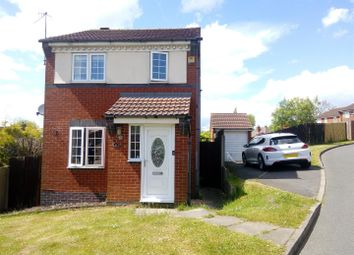 Thumbnail 3 bed detached house for sale in Woolpack Close, Rowley Regis