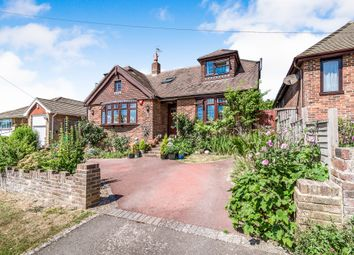 Thumbnail 4 bed detached bungalow for sale in Dean Court Road, Rottingdean, Brighton