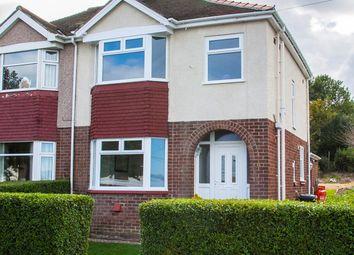 Thumbnail 3 bed semi-detached house for sale in Glyndwr Road, Colwyn Bay