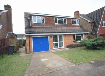 Thumbnail 4 bed detached house to rent in Ridleys, West Hoathly, East Grinstead