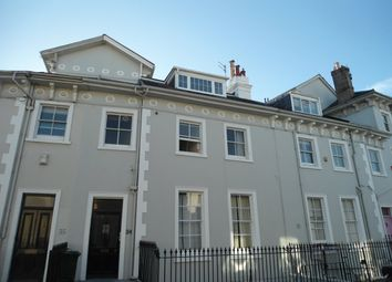 Thumbnail 3 bed maisonette to rent in Park Crescent, Brighton