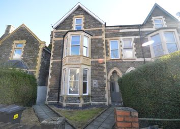 Thumbnail Studio to rent in Stacey Road, Roath, Cardiff