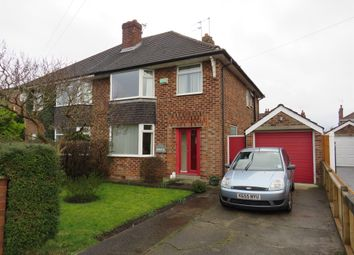 Thumbnail 3 bed semi-detached house for sale in Upland Road, Upton, Wirral