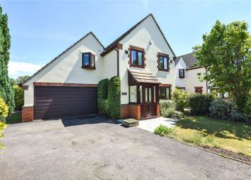Thumbnail 4 bedroom detached house for sale in Vicarage Road, Egham, Surrey
