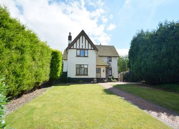 Thumbnail 4 bed detached house for sale in Arleston Village, Arleston, Telford