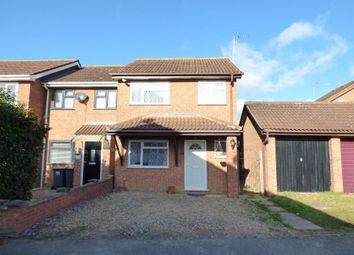3 bed end terrace house for sale in The Silver Birches, Kempston, Bedfordshire MK42