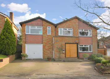Thumbnail 5 bed detached house for sale in Folly Close, Radlett