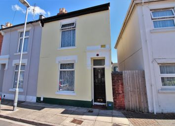 Thumbnail 2 bed end terrace house for sale in Manor Park Avenue, Portsmouth