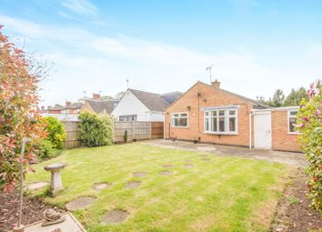 Thumbnail 3 bed detached bungalow for sale in Westfield Avenue, Countesthorpe, Leicester