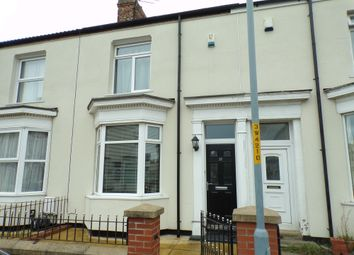 Thumbnail 2 bedroom terraced house for sale in Walter Street, Stockton-On-Tees