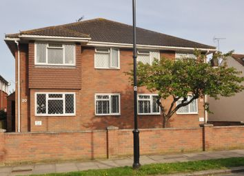 Thumbnail 2 bed flat for sale in Eastbourne Grove, Westcliff-On-Sea