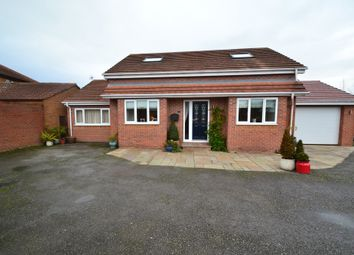 Thumbnail 3 bed detached bungalow for sale in Highclere Court, South Elmsall, Pontefract