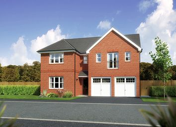 "Thumbnail 5 bed detached house for sale in ""Kingsmoor"" At Close Lane, Alsager, Stoke-On-Trent ST7, Alsager,"