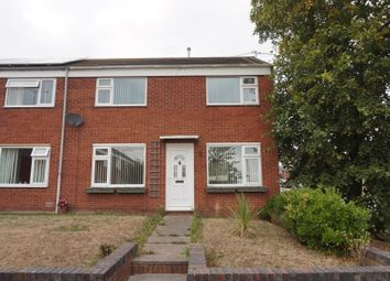 Thumbnail 2 bed end terrace house for sale in Lancastrian Way, Worksop