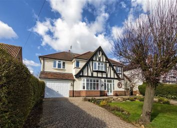 Thumbnail 5 bed detached house for sale in Tollerton Lane, Tollerton, Nottingham