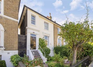 Thumbnail 3 bed semi-detached house for sale in Stockwell Park Crescent, London