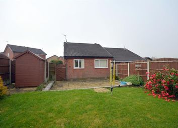Thumbnail 2 bedroom semi-detached house for sale in Creswick Close, Walton, Chesterfield