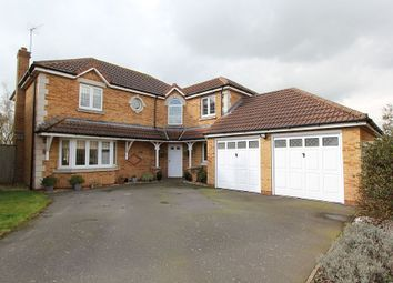 Thumbnail 4 bed detached house for sale in Fell Close 8Dg, Leicester, Leicestershire