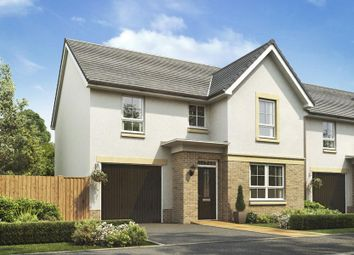 "Thumbnail 4 bed detached house for sale in ""Dalmally"" at Haddington"
