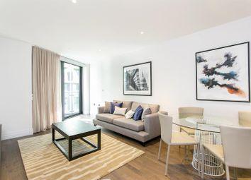 Thumbnail 2 bedroom flat for sale in 3 Riverlight Quay, Nine Elms, London