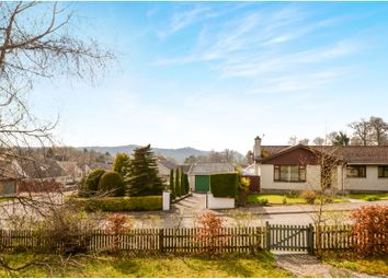 Thumbnail 4 bed detached bungalow for sale in Castlehill Road, Dingwall