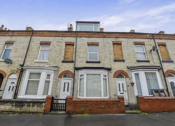 Thumbnail 4 bed terraced house for sale in Tindall Street, Scarborough