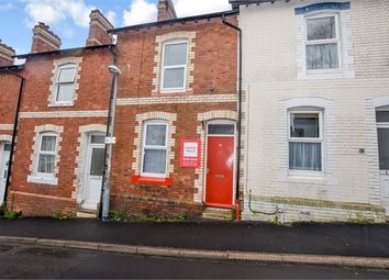 Thumbnail 2 bed terraced house for sale in Western Road, Newton Abbot, Devon.