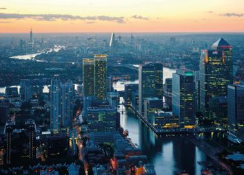 Thumbnail Studio for sale in Wardian, East Tower, Canary Wharf, London