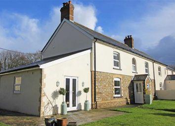 Thumbnail 3 bed semi-detached house for sale in Virginstowe, Beaworthy