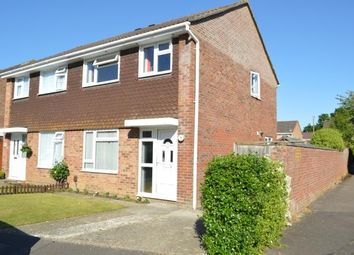 Thumbnail 3 bed semi-detached house for sale in Muscliff, Bournemouth, Dorset
