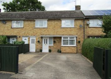 Thumbnail 3 bed end terrace house for sale in Heapham Crescent, Gainsborough