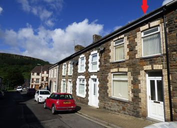 Thumbnail 2 bed terraced house for sale in Herbert Street, Blaengarw, Bridgend