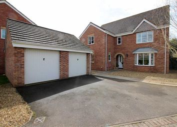 Thumbnail 4 bed detached house for sale in Willow Drive, Monmouth