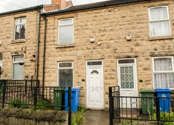 Thumbnail 2 bed terraced house for sale in Vale Road, Mansfield Woodhouse, Mansfield