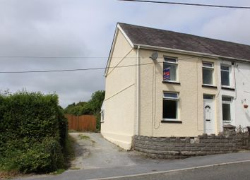 Thumbnail 3 bed terraced house for sale in Gate Road, Penygroes, Llanelli