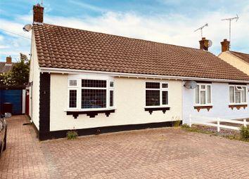 Thumbnail 2 bed bungalow for sale in Alderleys, Thundersley, Essex