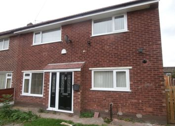 Thumbnail 3 bed semi-detached house to rent in Hickenfield Road, Hyde