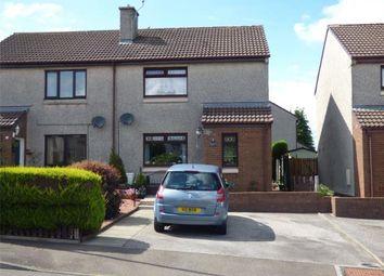 Thumbnail 2 bed semi-detached house for sale in Woodley Terrace, Cargenbridge, Dumfries